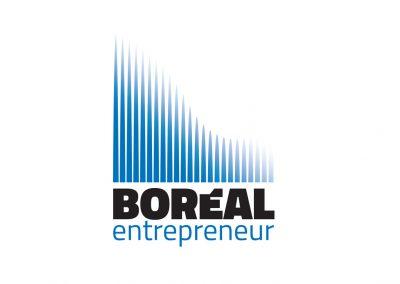 Logo Boréal entrepreneur