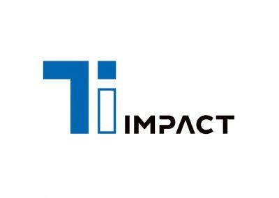 Logo TI impact