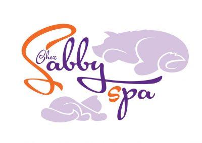 Logo chez Sabby spa