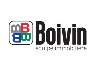 Logo Équipe Immobilière Boivin