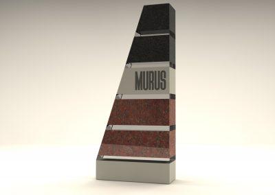 Trophée Murus - AEMQ